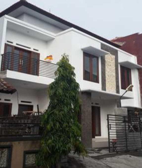 Rumah 1 are di Jl Pidada