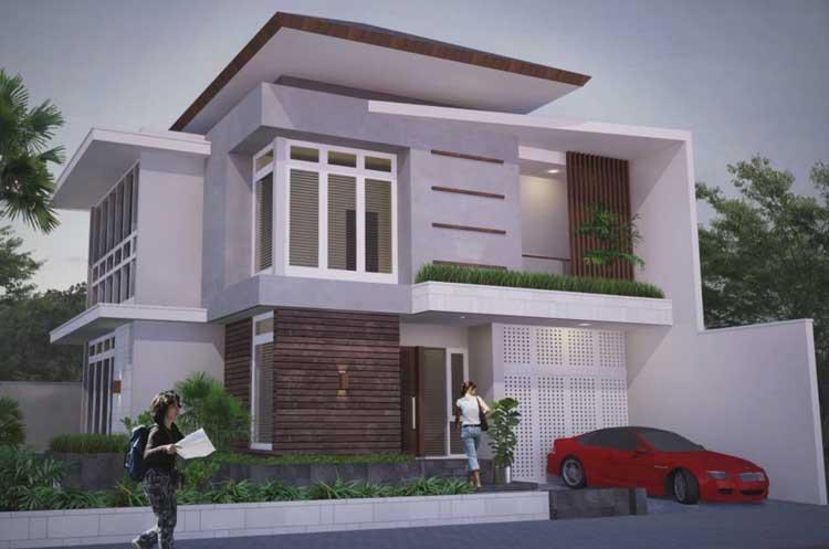 Renovasi Rumah 300m2 di Jl Gunung Agung  (Bp Wirata)